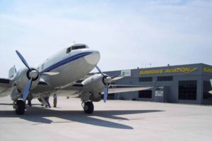 Burrows Aviation - Sheboygan County Memorial Airport